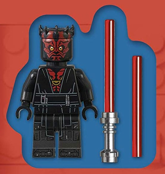 LEGO Star Wars Darth Maul Minifigur 2020