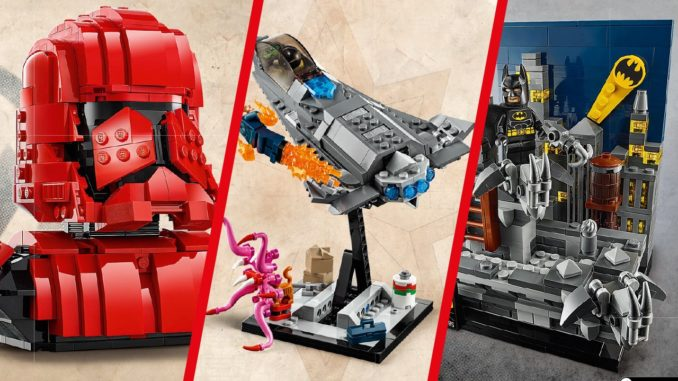 LEGO SDCC 2019 Set Rebricks