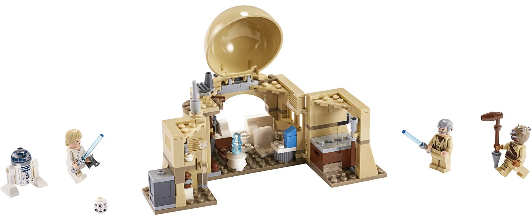 LEGO Star Wars 2020: Ben Kenobis Hütte