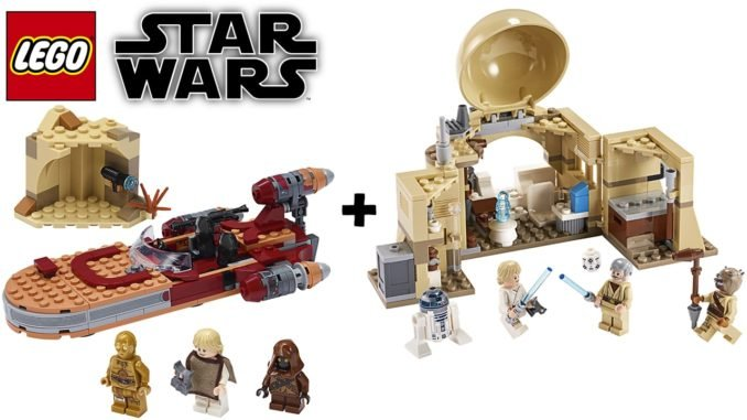 LEGO Star Wars Sets 2020