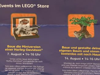 LEGO Store Flyer August 2019