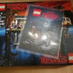 LEGO Stranger Things Art Print ausgeliefert