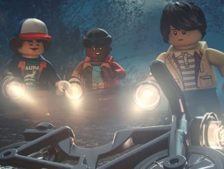 LEGO 5005956 Stranger Things Art Print