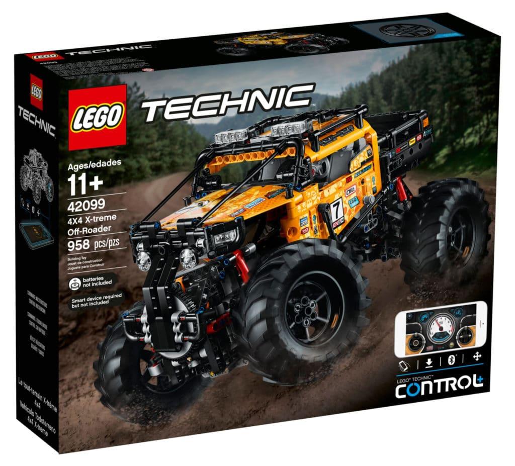 LEGO Technic 42099 Allrad Xtreme-Geländewagen Box