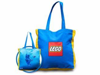 LEGO VIP Canvastasche