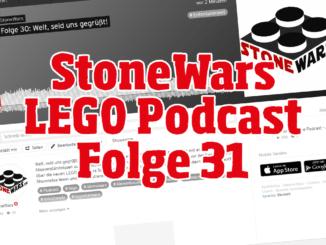StoneWars LEGO Podcast Folge 31