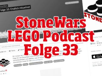 StoneWars LEGO Podcast Folge 33