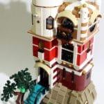 Science Tower: Bauabschnitt 4