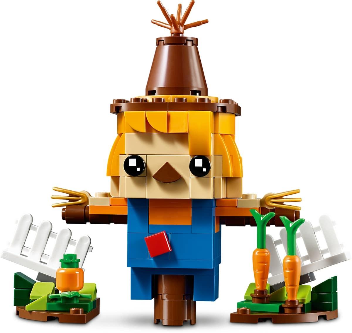 LEGO 40352 BrickHeadz Vogelscheuche Without Plate