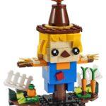LEGO 40352 BrickHeadz Vogelscheuche Side