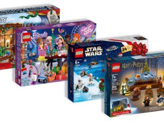 LEGO Adventskalender 2019