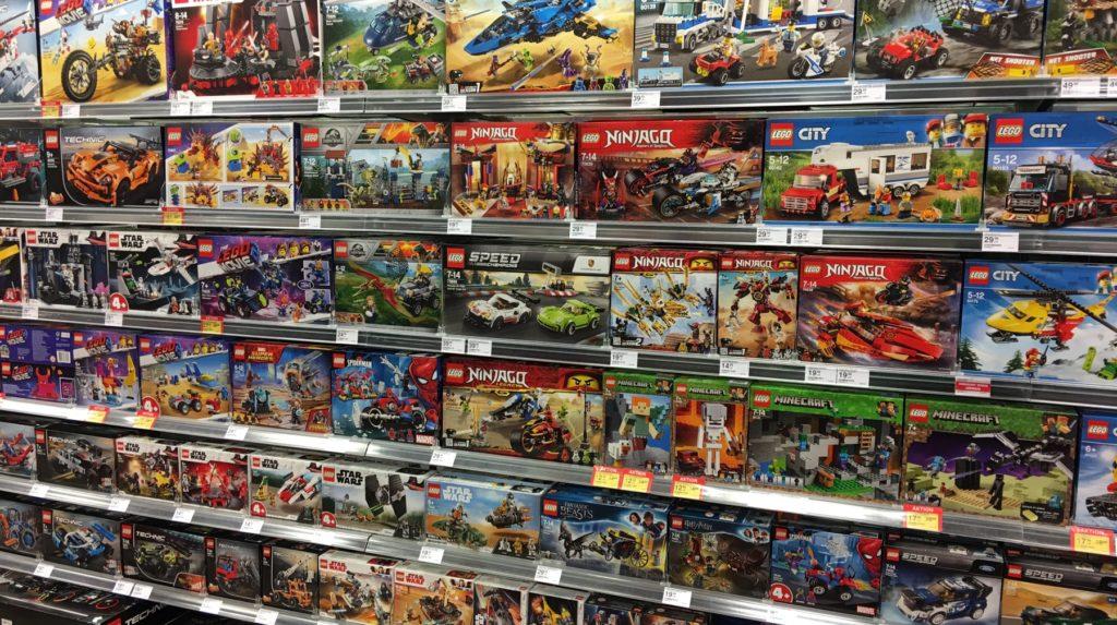 LEGO Handel