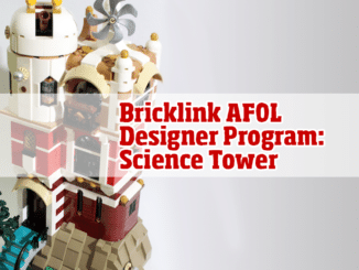 Bricklink ADP Science Tower Reveiw