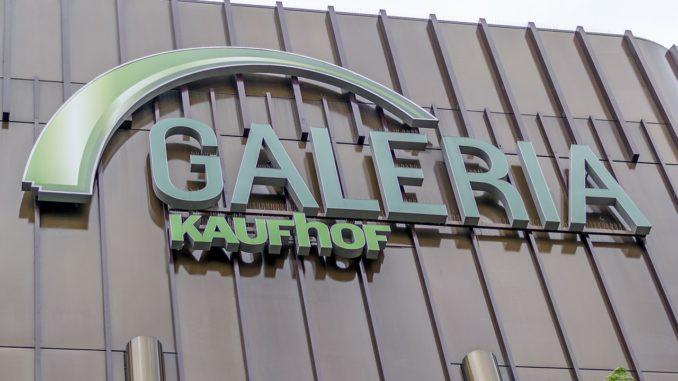 Galeria Kaufhof und Karstadt Fusion