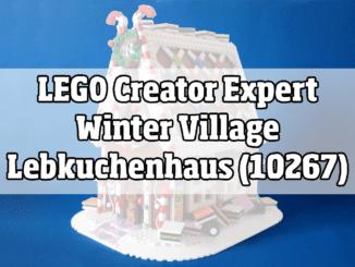 LEGO Creator Expert Winter Village Lebkuchenhaus (10267)