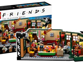 LEGO 21319 Friends TV Show