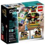 LEGO 40336 Newburrys Saftbar Box Rückseite