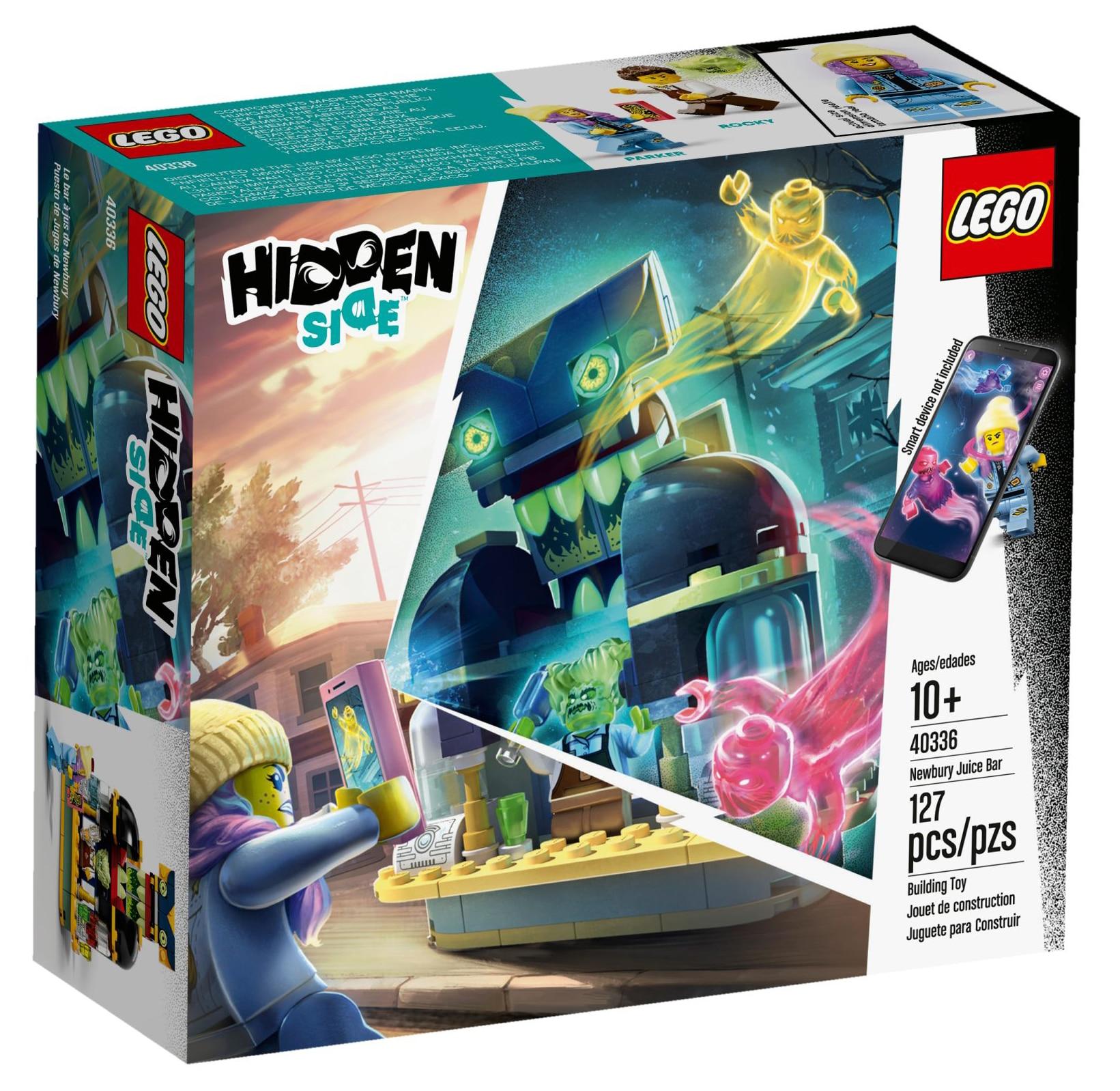 LEGO 40336 Newburrys Saftbar Box