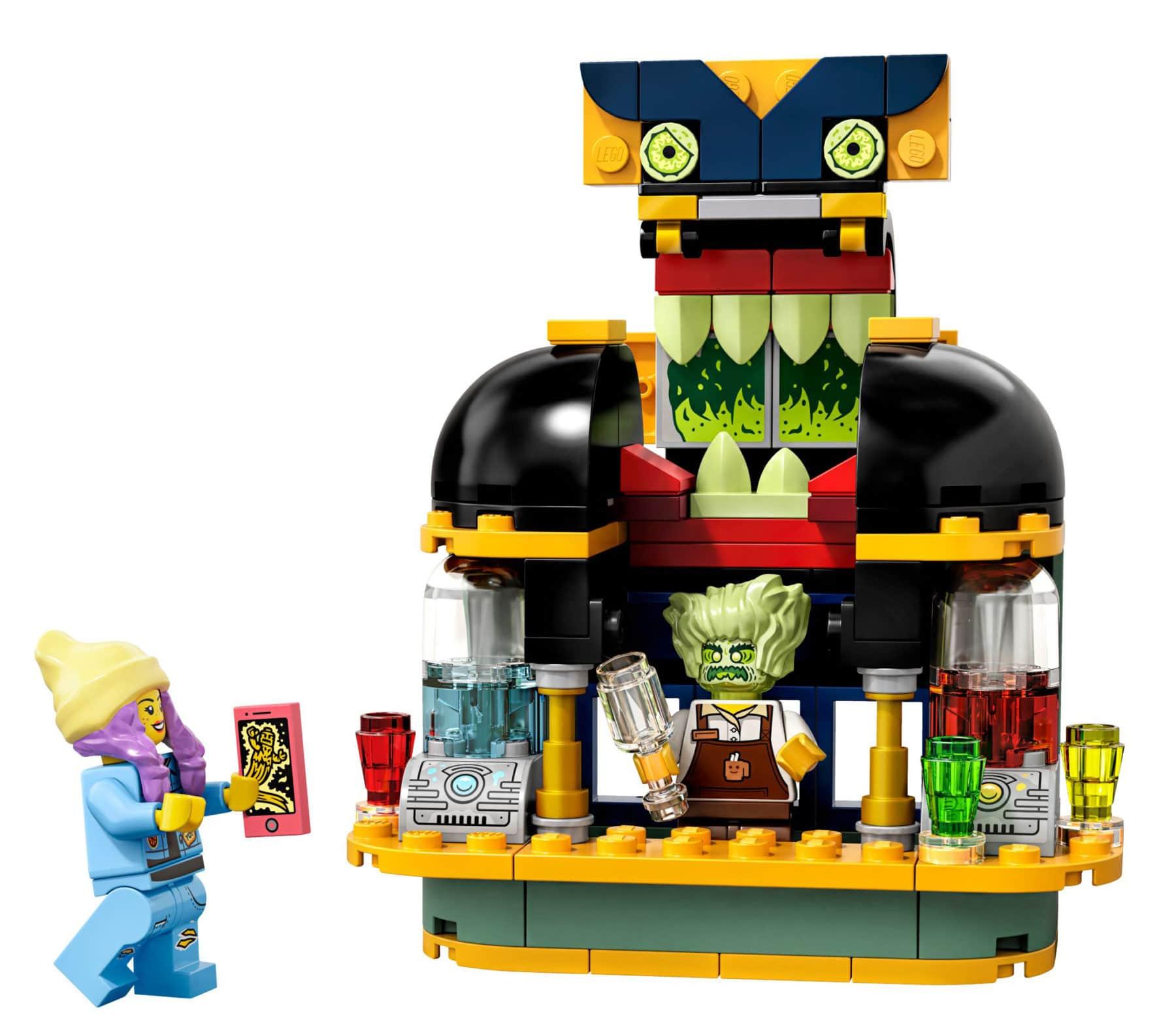 LEGO 40336 Newburrys Saftbar