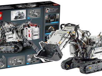 LEGO 42100 Liebherr R9800 mit Rabatt vorbestellen
