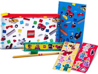 LEGO 5005969 Paket zum Schulanfang