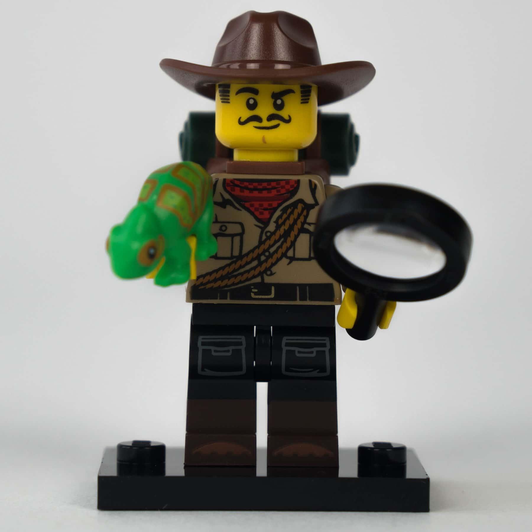 LEGO 71025 Minifigur: Abenteurer