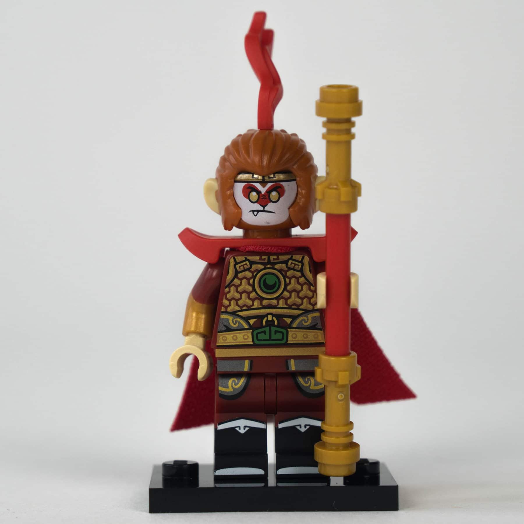 LEGO 71025 Minifigur: Affenkönig