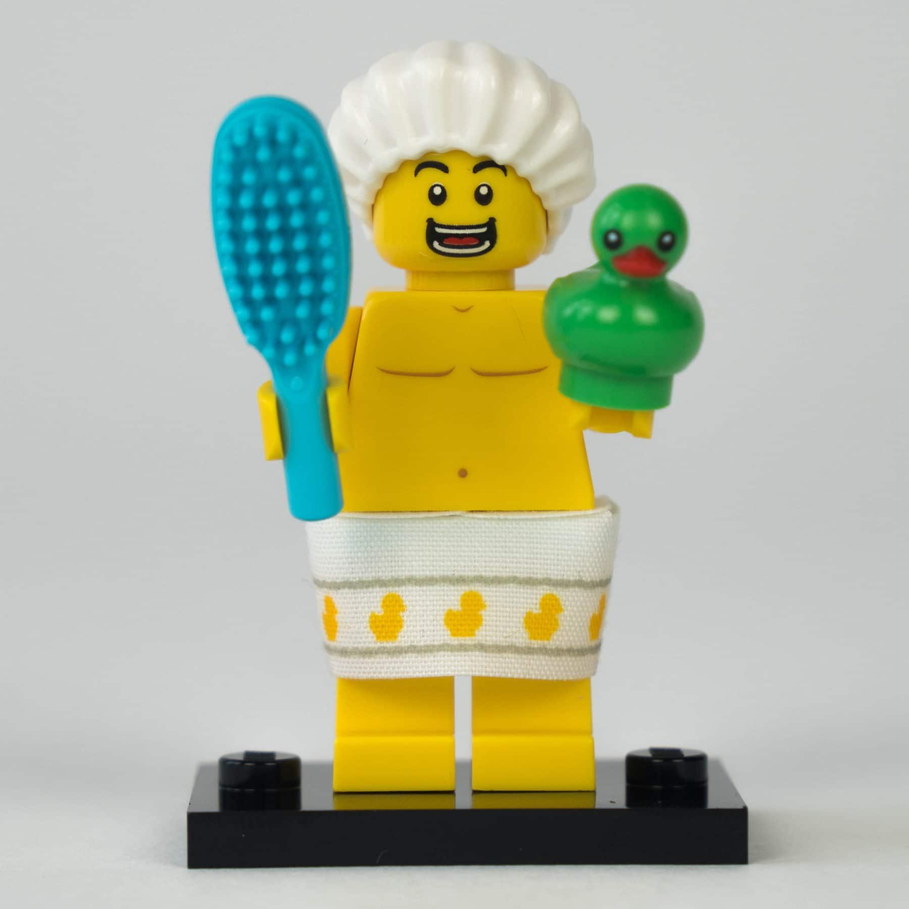 LEGO 71025 Minifigur: Bade-Typ