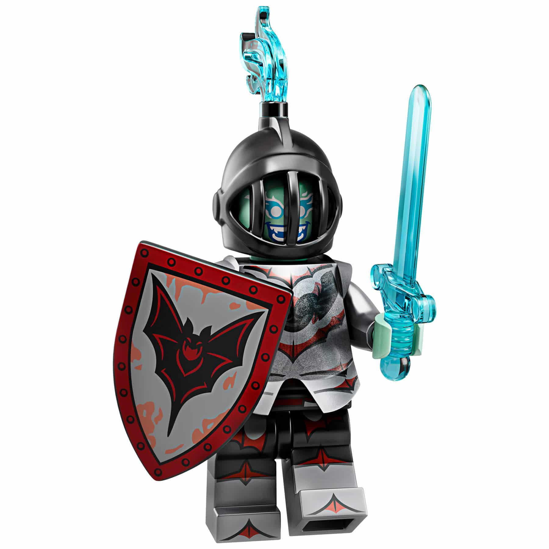Ritter// Ghost Knight LEGO® Minifigures 71025 Serie 19 No 03