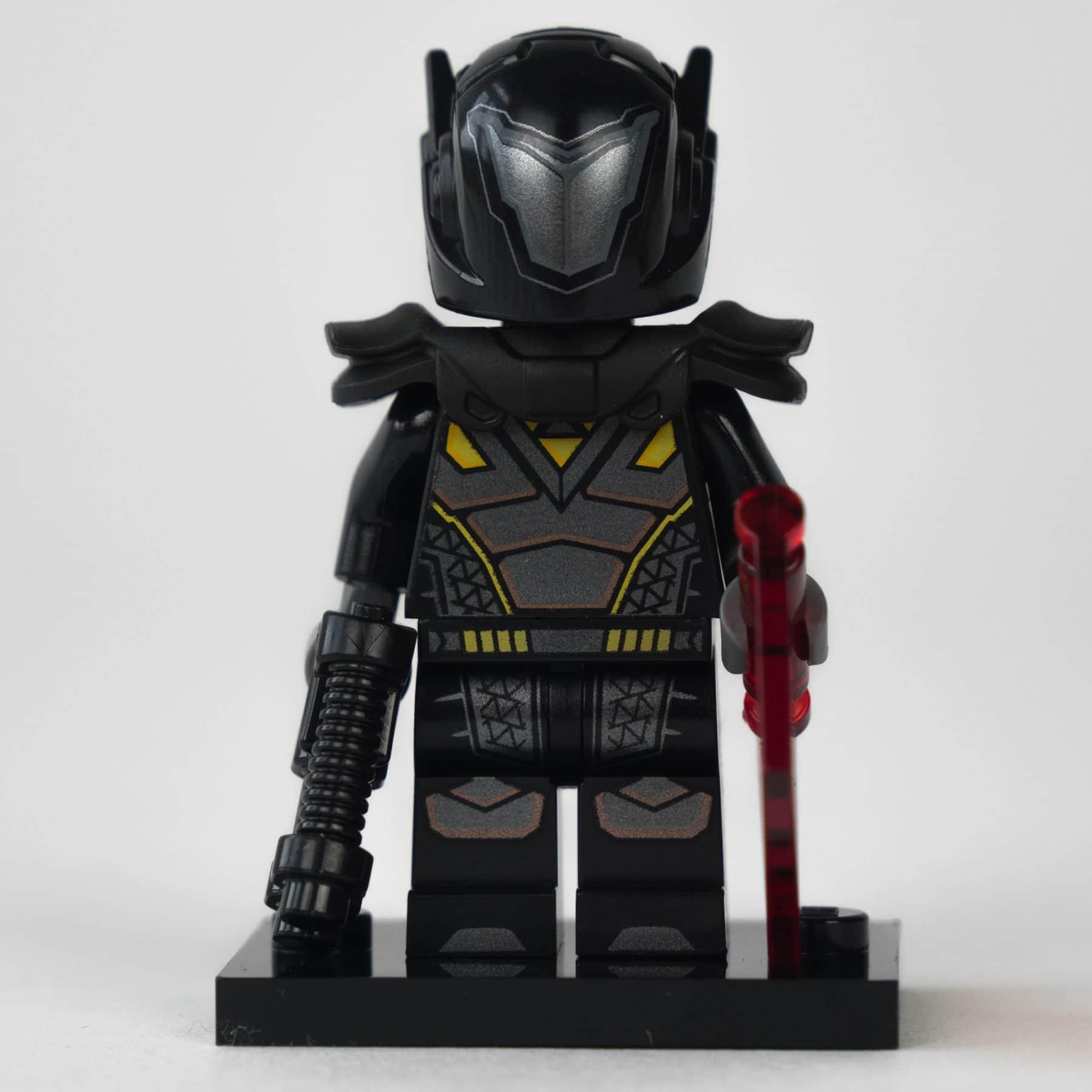 LEGO 71025 Minifigur: Kopfgeldjäger