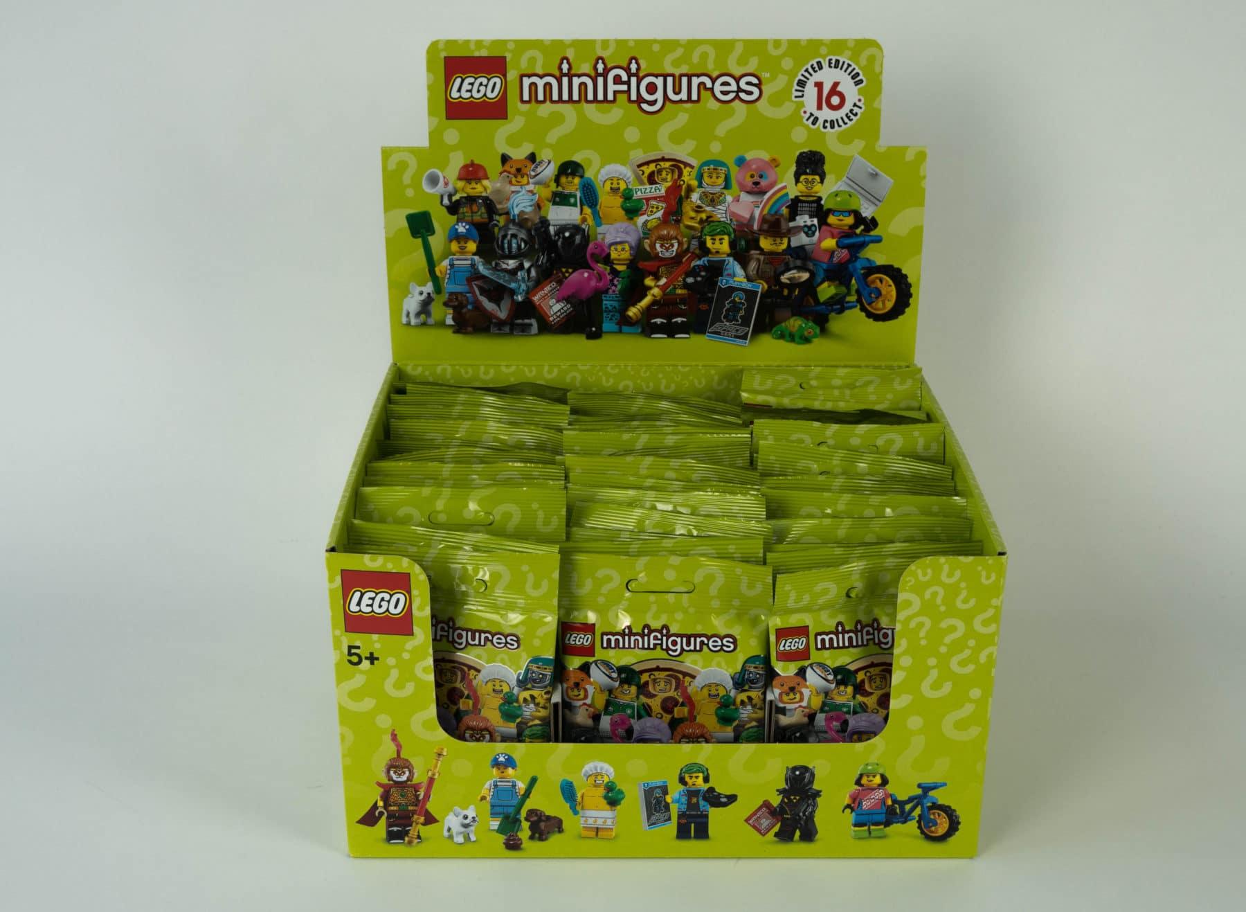 LEGO 71025 Minifiguren Box