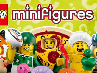 LEGO 71025 Minifiguren Serie 19