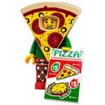 LEGO 71025 Pizza-Typ