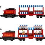 LEGO 71044 Disney Zug