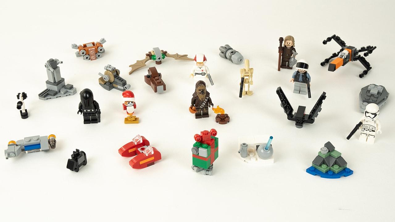 LEGO Star Wars 75245 Adventskalender Review