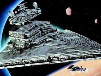 Der LEGO 10030 ISD als Platzhalter-Bild für den LEGO 75252 Imperial Star Destroyer