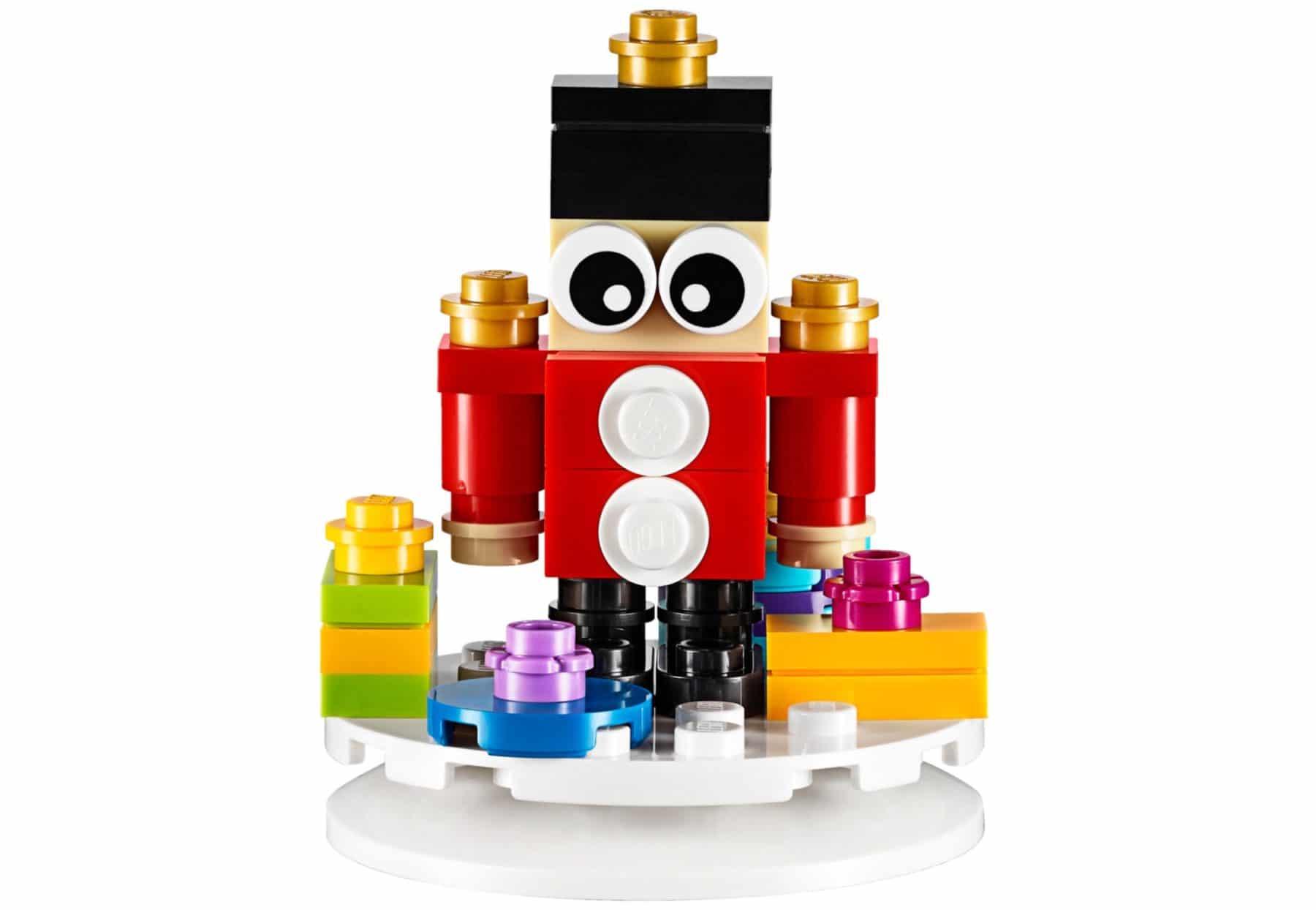 LEGO 853907 Spielzeugsoldat Christbaumschmuck