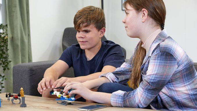 LEGO Anleitungen für Sehbehinderte