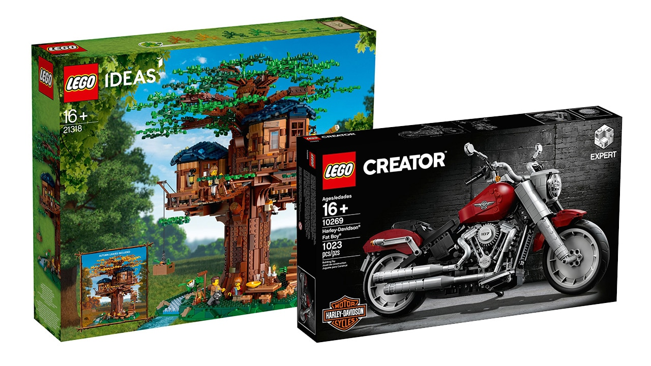 LEGO D2C Set Neuheiten August 2019