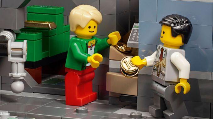 LEGO Deutschland Umsatzentwicklung 2018
