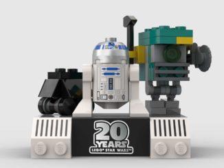LEGO Droid Commander GWP