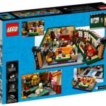 LEGO Ideas 21319 Friends Central Perk Coffee Box Rückseite