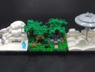 LEGO Star Wars MOC von BenBuildsLEGO