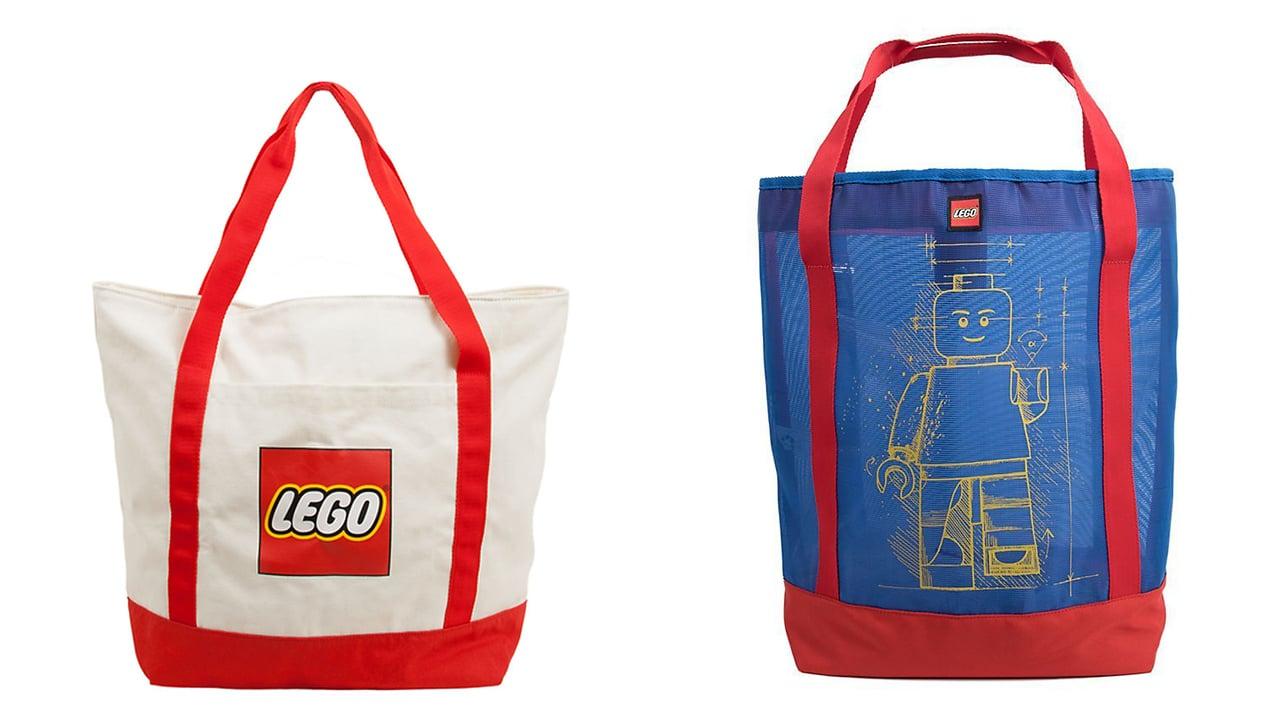 LEGO Taschen von 2017 und 2018