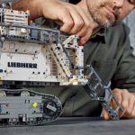 LEGO Technic 42100 Liebherr R9800 Excavator Funktionen