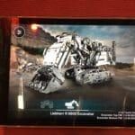 LEGO Technic Control+ Steuerung des Liebherr R9800
