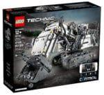 LEGO Technic 42100 Liebherr R9800 Excavator Box Vorne