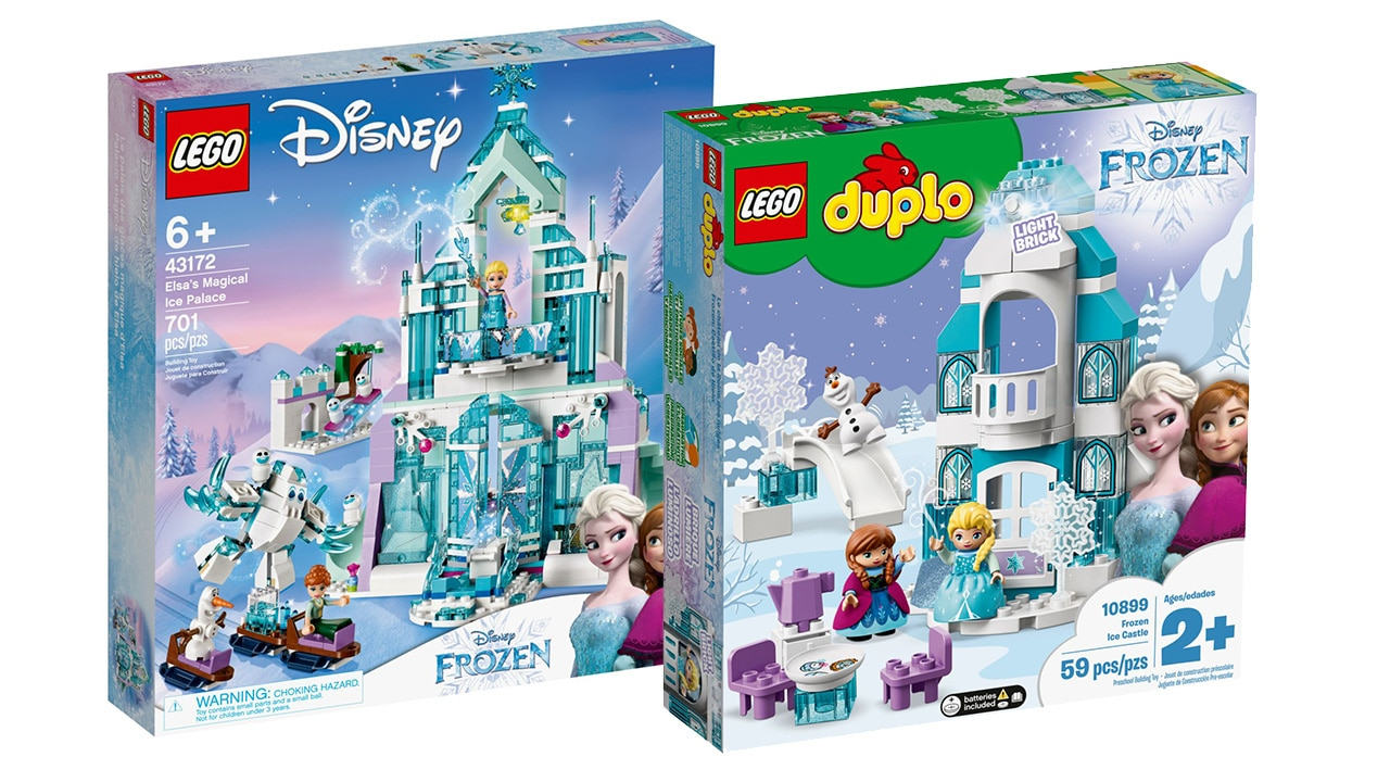 LEGO Neuheiten Frozen August 2019
