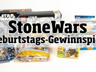 StoneWars Geburtstags-Gewinnspiel