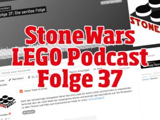 StoneWars LEGO Podcast Folge 37